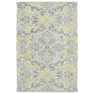 Cozy Toes Ivory Rectangular: 2 Ft. x 3 Ft. Rug