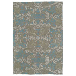 Cozy Toes Multicolor Rectangular: 2 Ft. x 3 Ft. Rug