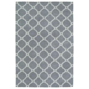 Cozy Toes Grey Rectangular: 2 Ft. x 3 Ft. Rug