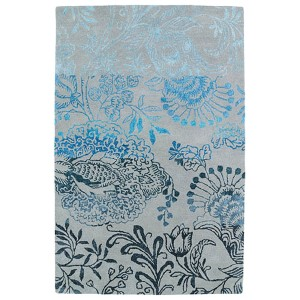 Divine Ice DIV02 Rectangular: 5 Ft. x 7 Ft. 9 In. Rug