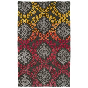 Divine Fire DIV04 Rectangular: 5 Ft. x 7 Ft. 9 In. Rug