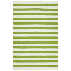 Escape Green and Ivory Rectangular: 2 Ft x 3 Ft Rug