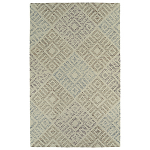 Evanesce Beige Rectangular: 2 Ft. x 3 Ft.