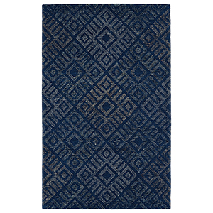 Evanesce Blue Rectangular: 2 Ft. x 3 Ft.