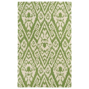 Evolution Green Rectangular: 5 Ft. x 7 Ft. 9 In. Rug