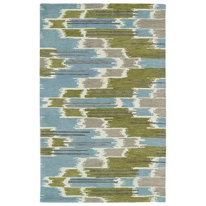 Global Inspirations Wasabi GLB02 Rectangular: 5 Ft. x 7 Ft. 9 In. Rug