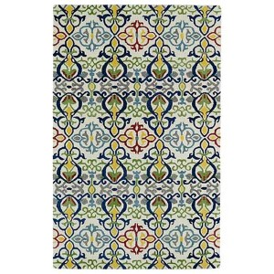 Global Inspirations Multicolor GLB05 Rectangular: 5 Ft. x 7 Ft. 9 In. Rug