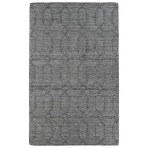 Imprints Modern Grey Rectangular: 5 Ft. x 8 Ft. Rug