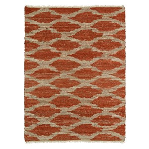 Kenwood Paprika KEN01 Rectangular: 5 Ft. x 7 Ft. 9 In. Rug