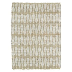 Kenwood Ivory KEN04 Rectangular: 5 Ft. x 7 Ft. 9 In. Rug