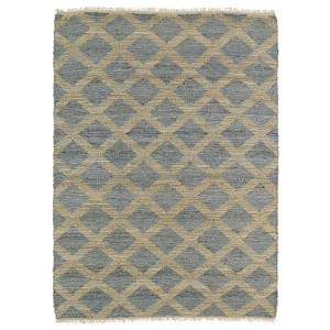 Kenwood Slate KEN05 Rectangular: 5 Ft. x 7 Ft. 9 In. Rug