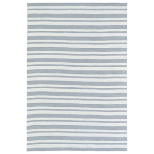 Lily and Liam Grey Rectangular: 2 Ft. x 3 Ft. Rug