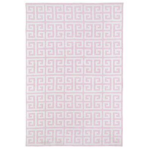 Lily and Liam Pink Rectangular: 2 Ft. x 3 Ft. Rug