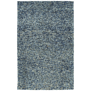 Lucero Denim Hand-Tufted 8Ft. x 10Ft. Rectangle Rug