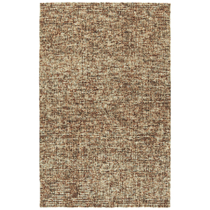 Lucero Rust Hand-Tufted 5Ft. x 7Ft. 6In Rectangle Rug