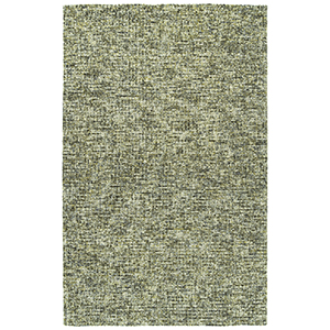 Lucero Green Hand-Tufted 8Ft. x 10Ft. Rectangle Rug