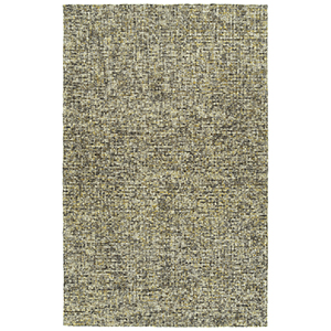 Lucero Gold Hand-Tufted 4Ft. x 6Ft. Rectangle Rug