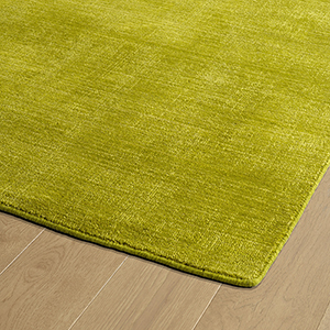 Lauderdale Lime Green Rectangular: 2 Ft. x 3 Ft.