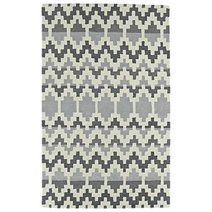 Lakota Grey Rectangular: 2 Ft. x 3 Ft.