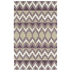 Lakota Purple Rectangular: 2 Ft. x 3 Ft.