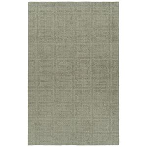 Minkah Grey Hand-Loomed 7Ft. 6In x 9Ft. Rectangle Rug