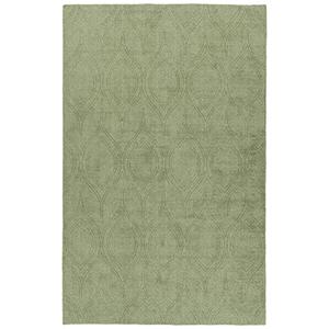 Minkah Olive Hand-Loomed 7Ft. 6In x 9Ft. Rectangle Rug