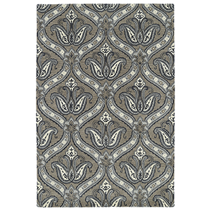 Melange Taupe Rectangular: 2 Ft. x 3 Ft.
