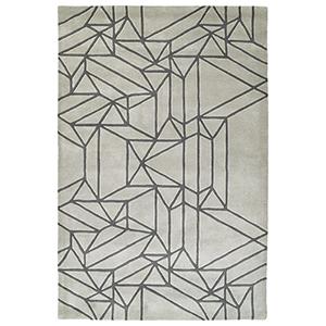 Origami Mint Rectangular: 2 Ft. x 3 Ft.