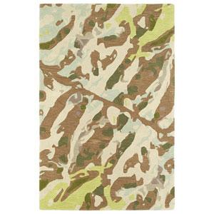 Pastiche Light Brown Rectangular: 8 Ft. x 10 Ft. Rug