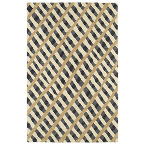 Pastiche Gray Rectangular: 8 Ft. x 10 Ft. Rug