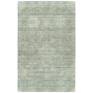 Palladian Silver Hand-Tufted 4Ft. x 6Ft. Rectangle Rug
