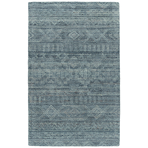 Palladian Blue Hand-Tufted 4Ft. x 6Ft. Rectangle Rug