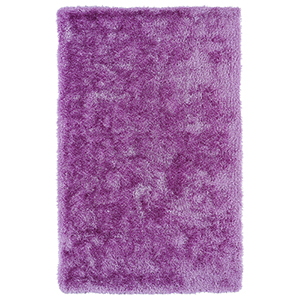 Posh Lilac Handmade 9Ft. x 12Ft. Rectangle Rug