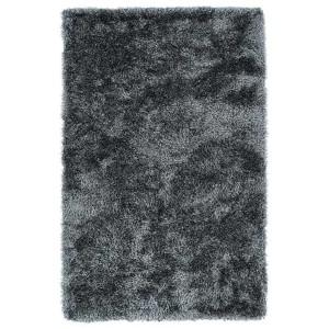 Posh Grey PSH01 Rectangular: 5 Ft. x 7 Ft. Rug