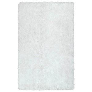 Posh White PSH01 Rectangular: 5 Ft. x 7 Ft. Rug