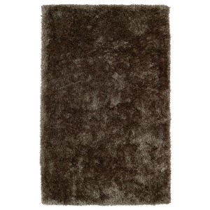 Posh Light Brown PSH01 Rectangular: 5 Ft. x 7 Ft. Rug