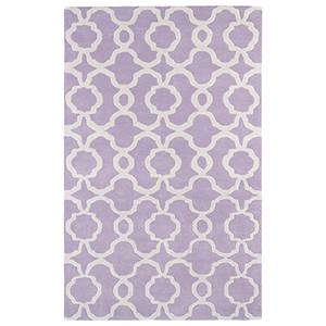 Revolution Lilac Hand Tufted 11Ft. 9In Square Rug