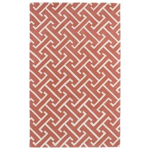 Revolution Pink Rectangular: 5 Ft. x 7 Ft. 9 In. Rug