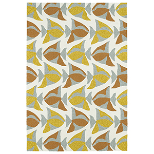 Sea Isle Multicolor Runner: 2 Ft. x 6 Ft.