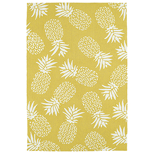 Sea Isle Gold Rectangular: 2 Ft. x 3 Ft.