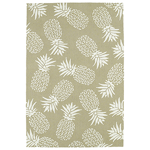Sea Isle LightBrown Rectangular: 5 Ft. x 7 Ft. 6 In.