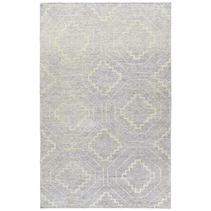 Solitaire Lavender Hand-Woven 4Ft. x 6Ft. Rectangle Rug