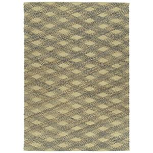 Tulum Slate Hand-Loomed 5Ft. x 7Ft. Rectangle Rug