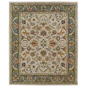 Taj Taupe TAJ04 Rectangular: 5 Ft. x 7 Ft. 9 In. Rug
