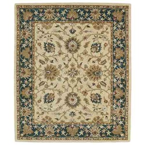 Taj Gold TAJ09 Rectangular: 5 Ft. x 7 Ft. 9 In. Rug