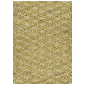 Tulum Maize Hand-Loomed 5Ft. x 7Ft. Rectangle Rug