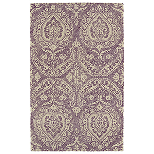 Weathered Purple Rectangular: 2 Ft. x 3 Ft.