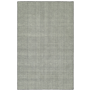 Ziggy Grey Rectangular: 2 Ft. x 3 Ft.