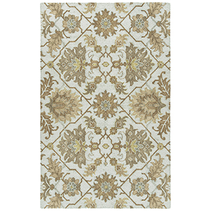 Zocalo Spa Hand-Tufted 5Ft. x 7Ft. Rectangle Rug