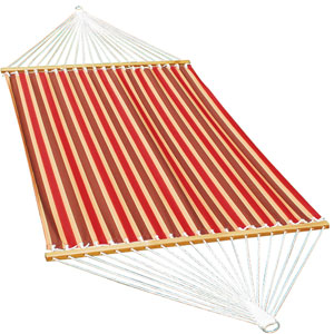 Autumn Stripe Fabric Hammock